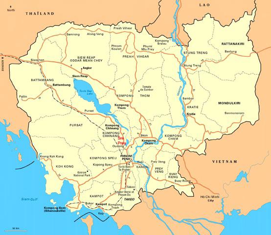 best-cambodia-map