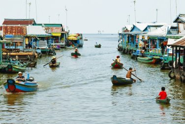 CAMBODIA-FLOATING-VILLAGE-TONLE-SAP