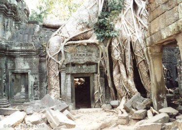 a lost place, cambodia