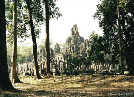 angkor, cambodia 2000