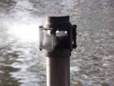barge chimney