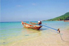 kho pha ngan beach