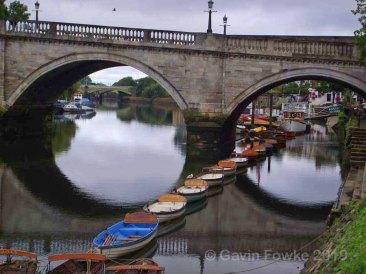richmon bridge east