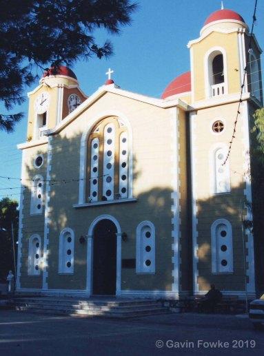 stavros, ithaca 1996