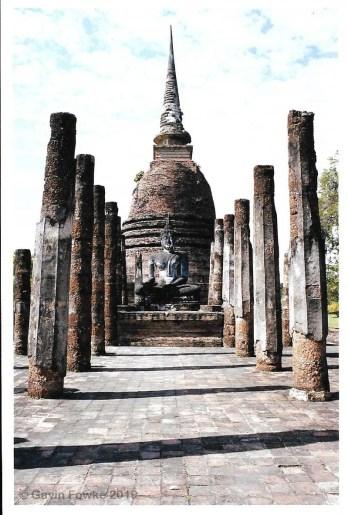 sukhothai, thailand 1999